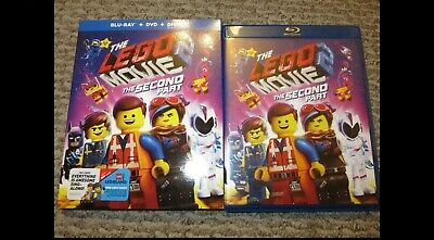 LEGO Movie 2, The: The Second Part Bluray