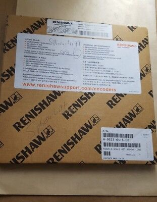 RENISHAW A-9523-6415-02 RGS20-S SCALE KIT 4150mm LONG (U10.2B1)