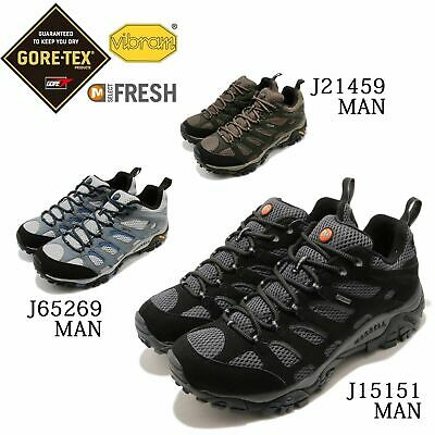 b5c23625fc94f Merrell Moab Gore-Tex Vibram Waterproof Men Hiking Outdoors Shoes Pick 1