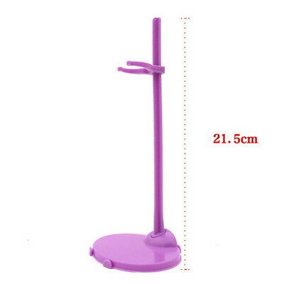 4X Mixed Doll Stand Display Holder For Barbie Dolls/Monster High dolls EK5X