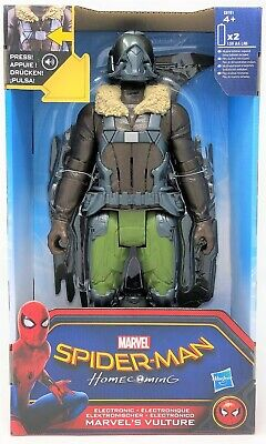 Marvel Spider-Man Homecoming Vulture Action Figure Electronic Sounds Toy