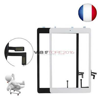 Pour iPad 5 iPad Air 1 A1474 A1475 Écran Touch Screen Digitizer Tactile Blanc