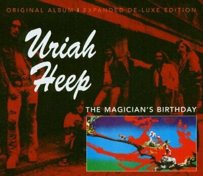 Uriah Heep : The Magicians Birthday CD Highly Rated eBay Seller, Great Prices