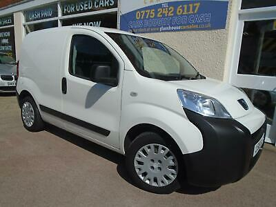 Peugeot Bipper Van 1.3HDi 75 2015 Professional 1 Owner From New