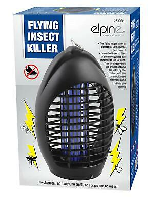 Home Fly Insect Bug Wasp Moth Mosquito Killer Electric UV Light Zapper Pest Trap