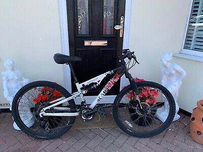 full suspension mountain bike small
