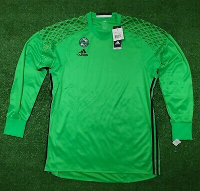 e9348c22452 NEW Official adidas Onore 16 Goalkeeper GK Jersey Men's Size SZ L Large  Green