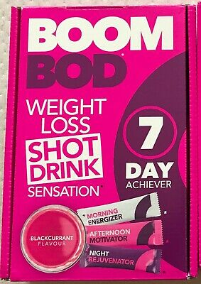 BoomBod 7 Day Achiever - Weight Loss