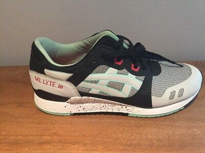 6669bd6142889 NEW* ASICS TIGER Gel-Lyte Iii Lc H5E3L Unisex Shoes Burgundy New In ...