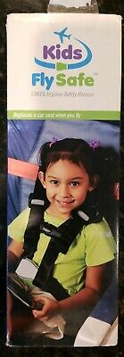 Kids Fly Safe Child Airplane Travel Harness - Cares Safety Restraint System