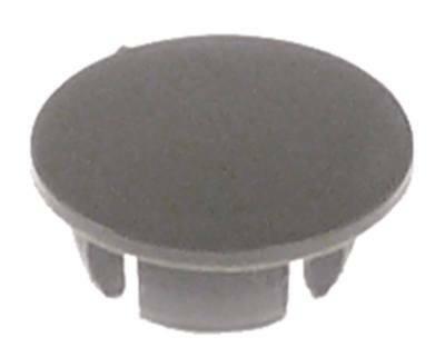 Forcar Cap for PS200, PS300, S900, PS900, S903 Ø 16,5mm Installation 12,5mm Grey