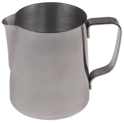 Milk Jug Ø 79mm Height 95mm 0.35l 12.49fl.oz Stainless Steel