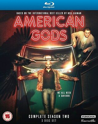 American Gods: Complete Season Two (Box Set) [Blu-ray]