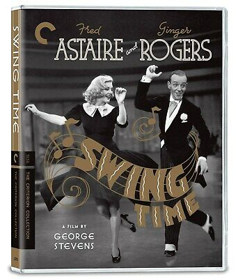 Swing Time - The Criterion Collection (Restored) [Blu-ray]