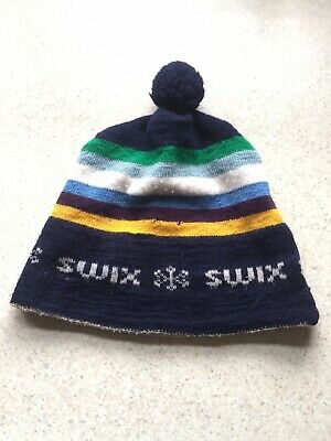 d90195e9 Vintage Swix Ski Hat Wool Kindt & Hossler Made in Austria Winter Olympic  Team