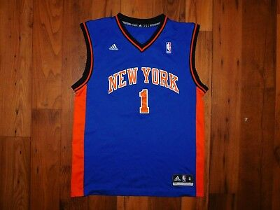 0c9f4497c8a Amare Stoudemire New York Knicks Adidas Swingman Jersey size Men M Home  Blue NBA