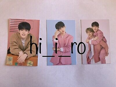 SEVENTEEN in Carat Land 2019 trading card - S.COUPS (3 Cards)