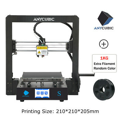 ANYCUBIC I3 TO Mega-S Upgrade Components Kit Extruder & Filament