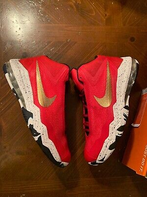 online store ce4e6 aafbd ANTHONY DAVIS PLAYER Exclusive Air Max Audacity Shoes Nike PE Sample ...