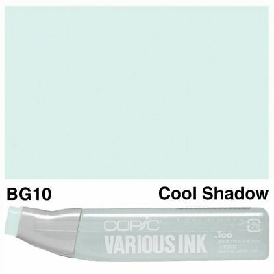 Copic Various Ink (Refill) - BG10 Cool Shadow