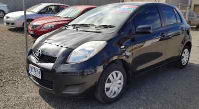 Toyota Yaris Hatch Roadworthy 2010 ABS Air Conditioned