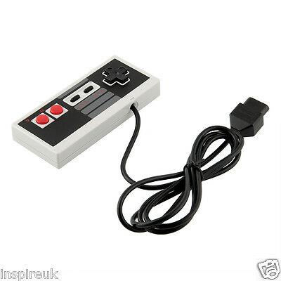 Replacement Controller Pad for Classic Nintendo Entertainment NES Game Retro