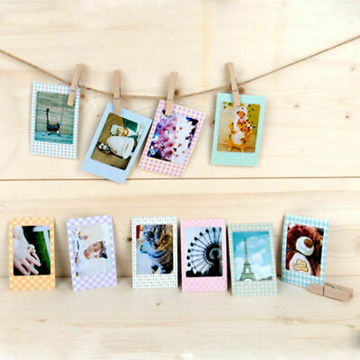 20 Sheets Instant Films Photo StickerFor FujiFilm Instax Mini8 7s 25 50s Ca A9G6