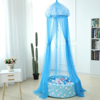 MagiDeal Kids Baby Jellyfish Style Bed Canopy Mosquito Net Bedding Dome Tent
