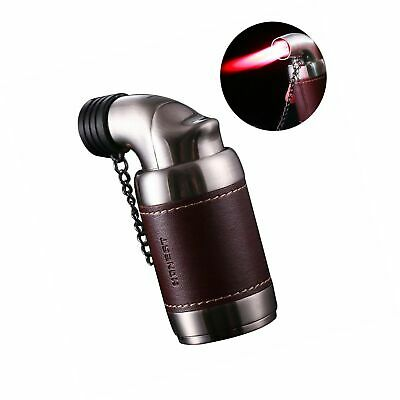 MEDICALI BUTANE TORCH with 1 can Medicali Butane Gas Lighter Refill