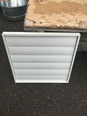 Large Gravity Louvre Back draft External Use Large draught Flap Various sizes
