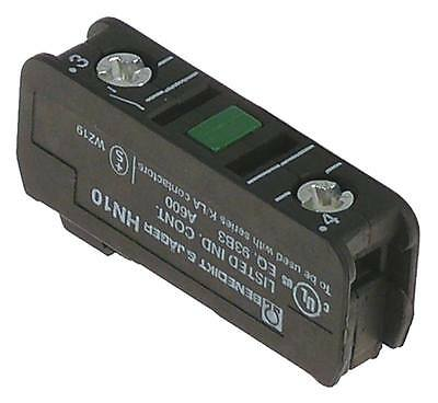 Benedikt & Jäger HN01 Auxiliary Contact for Electrolux 531316,531346,531303 10A