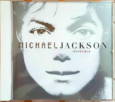MICHAEL JACKSON invincible (CD, album) pop, rock, RnB/swing, very good condition