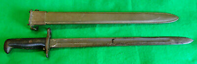 """Pal"" M.1905/42 Bayonet, Un-Cut, 16"" Blade, Estate Fresh, Totally Untouched!"