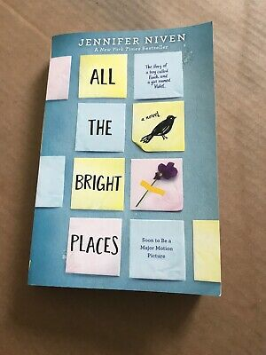 All the Bright Places by Jennifer Niven (2015, Paperback)