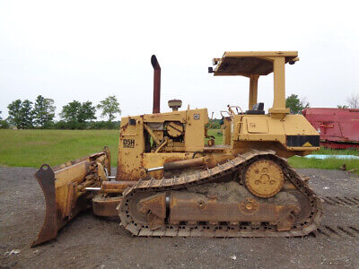 CAT CATERPILLAR 6 Way Dozer Blade Skid Steer Attachment