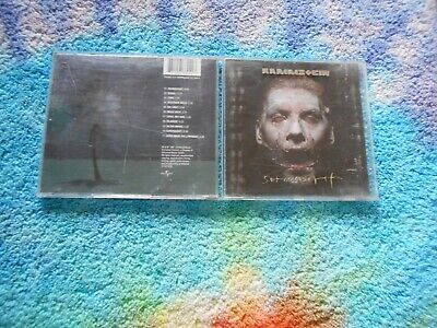 Rammstein....sehnsucht...1997 11 Track Music Cd... Etched Case Free Post