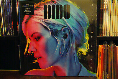 Dido Still On My Mind LP limited edition pink colored vinyl lp - Indie exclusive