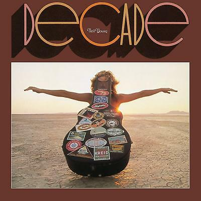 Neil Young (2 Cd) Decade ~ Greatest Hits / Best Of ( Crosby-Stills-Nash ) *New*