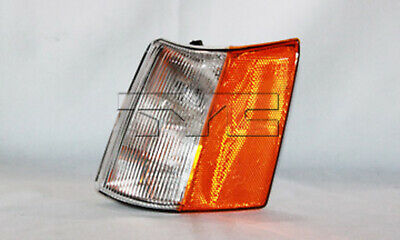 TYC 18-3118-01 Jeep Grand Cherokee Front Driver Side Replacement Parking//Side Marker Lamp Assembly
