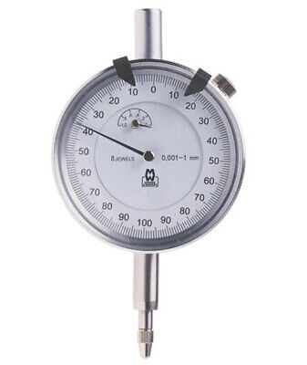 Moore and Wright Dial Test Indicator 0 - 1.0mm  MW400-01