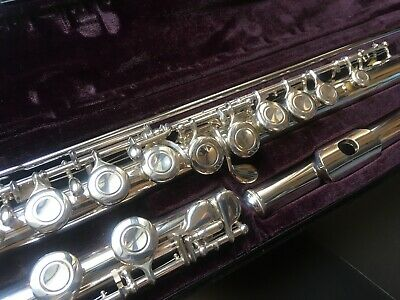 Yamaha YFL 211S II Flute - Ex rental lovely - 100% money back on trade-in!!