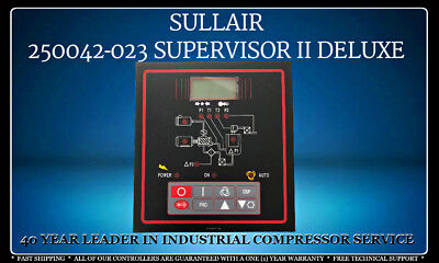 250042-023 (02250071-231) Sullair Supervisor Ii Deluxe  With One Year Warranty