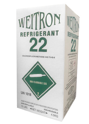 Weitron R-22 10 lbs. Cylinder Free Delivery