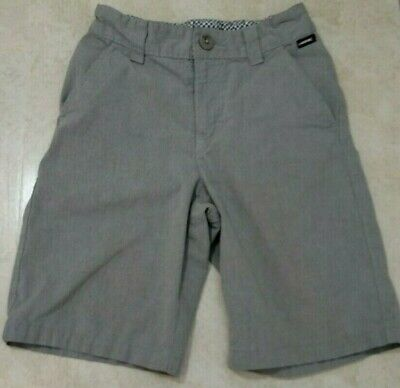 1ff0a8bf93 Boys Tony Hawk Shorts Gray Adjustable Waist Size 7
