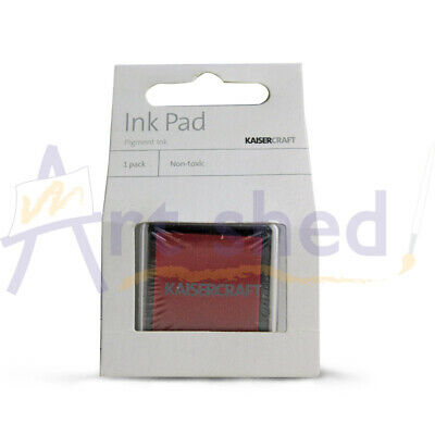 Kaisercraft Small Ink Pad - Cherry - DISCONTINUED