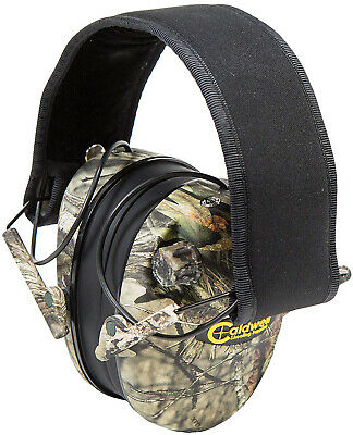 Caldwell Electronic Hearing Protection Headphones Ear Muffs Noise Shooter Safety
