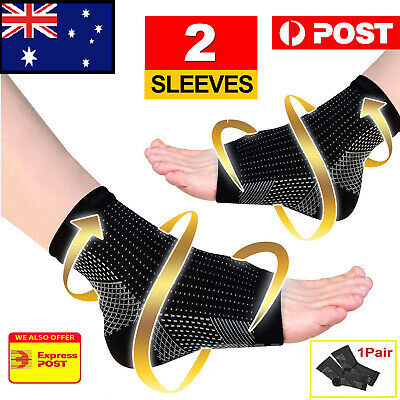 Foot Angel Plantar Anti Fatigue Compression Foot Sleeve Socks FOR Men and Women