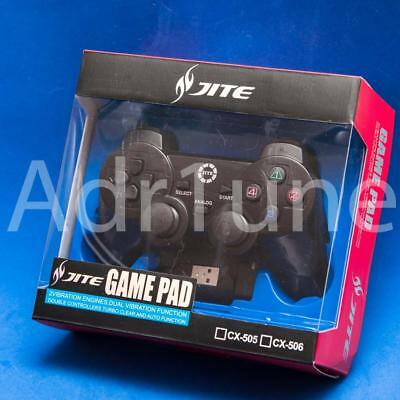 Mando PC PS3 PS2  inalambrico wireless playstation 2 3 gaming ordenador game pad