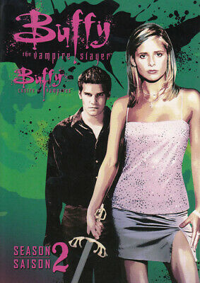 Buffy The Vampire Slayer - The Complete Second Nuevo DVD
