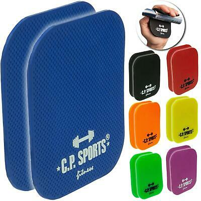 Power Grips Grip Pads Griffpolster gummi Fitness Trainings-Pad Anti Rutsch Griff